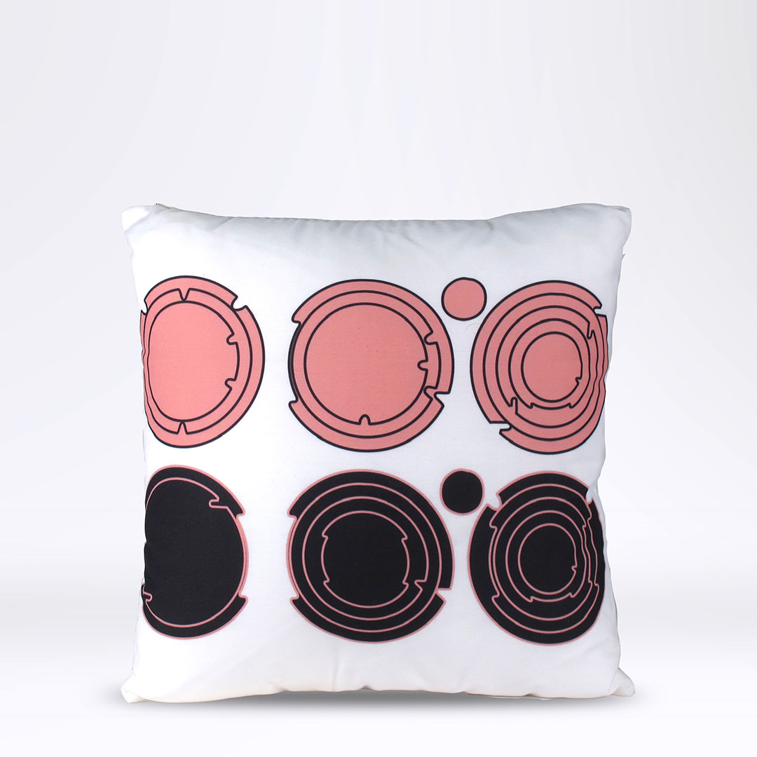 'The Personal Is Political' Pillow Two