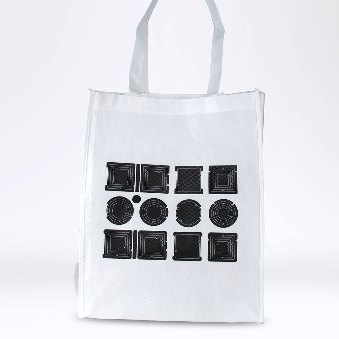 'Property is Theft' Reusable Tote: Black