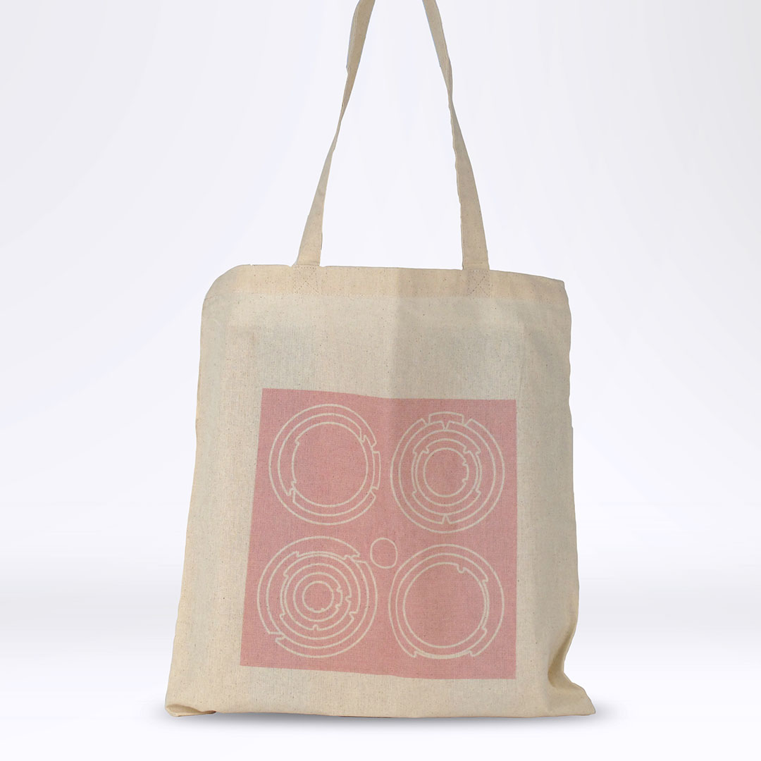 'End White Supremacy' Tote: Pink